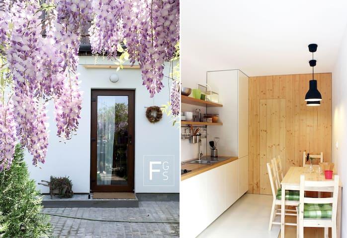 A modern cozy Home design & a wonderful Garden