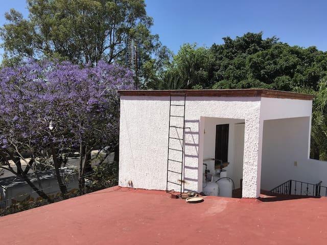 Habitación privada EXPO en Residencial Victoria