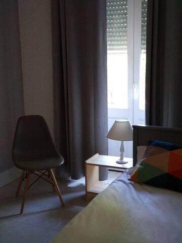 Extra Single Bed - Grey Bedroom