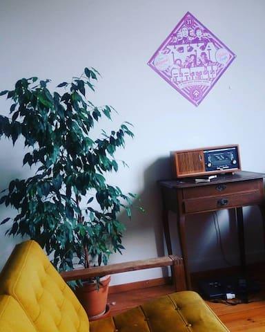 Cozy apartment nice area - Berna - Apartamento