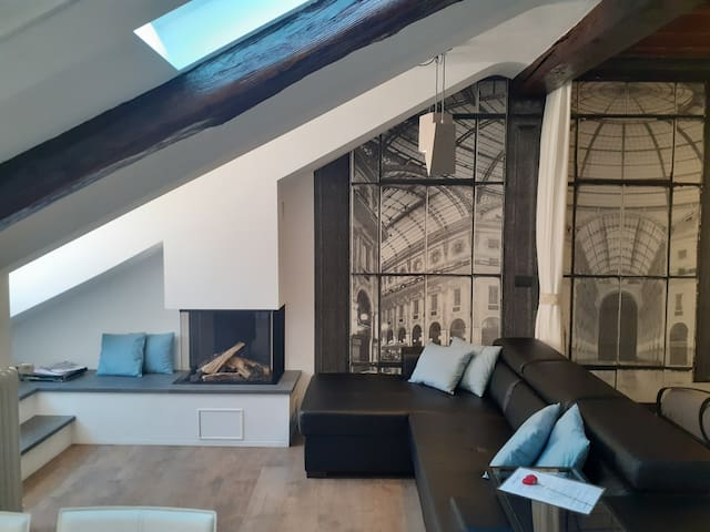 appartamento fronte Egizio CIR (Phone number hidden by Airbnb)