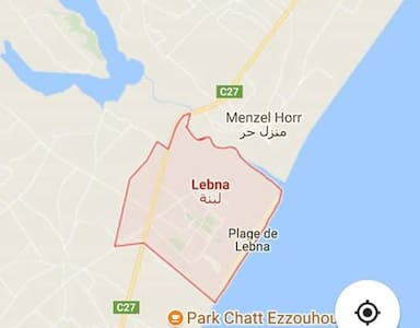 Lebna plage