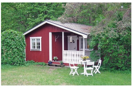 Holiday cottage with 2 bedrooms on 33m² in Hemse