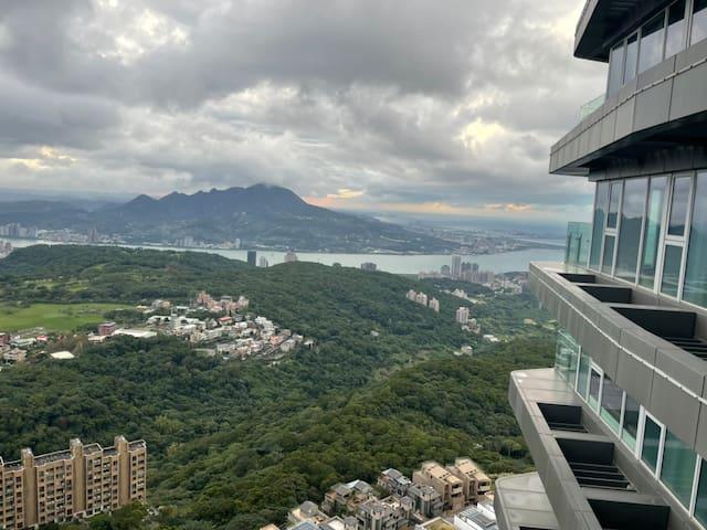 台北山海景國際