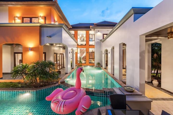 Luxury Pool Villa Pattaya