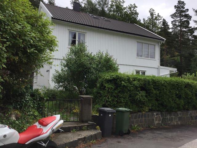 Beliggenhet,beliggenhet....i  Kristiansand