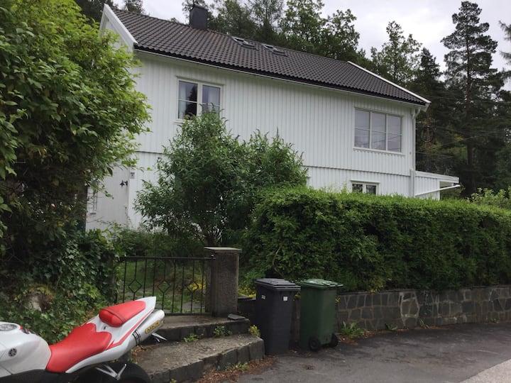 Gullren beliggenhet....i  Kristiansand