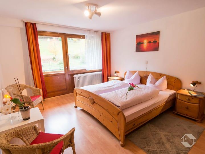 Enri Theater & Pension Bruderhaus, (Altensteig), Ferienwohnung mit 75qm, 2 Schlafzimmer für max. 4 Personen