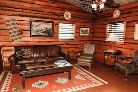 Bluestem Getaway Cabin