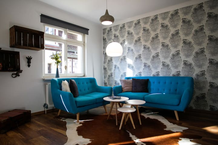Lifestyle am rande Berlins, 20min zum Zentrum - Berlin - Apartment