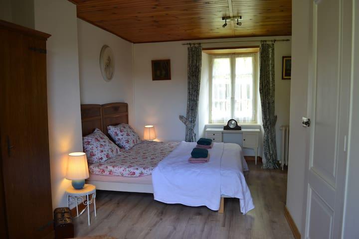 Mooie kamers op een prachtige rustige locatie