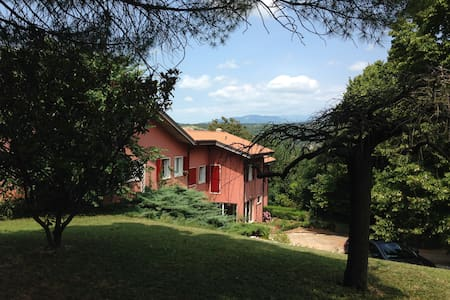 Relax ,pace e natura  a 4,6 km dal centro - Verona - Hus