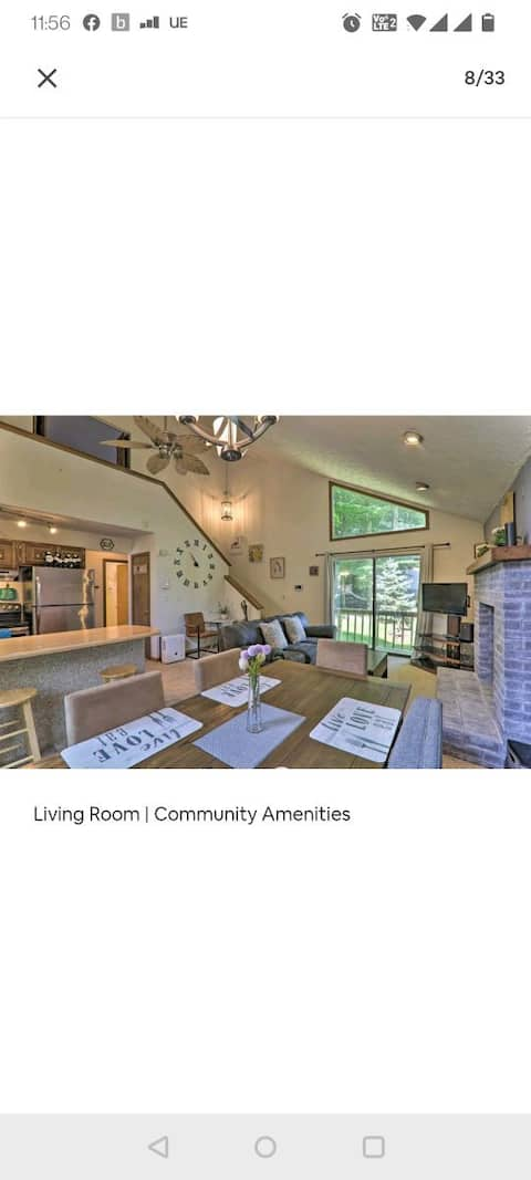 Entire residential house - walking distance to pool and boating