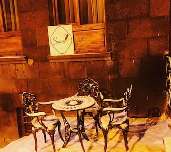 Bölgenin edebiyat temalı ilk butik oteli.