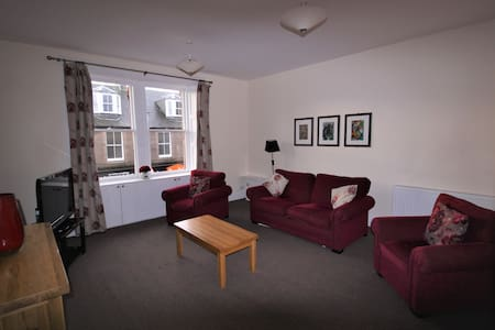 Cosy self catering flat in Brechin centre