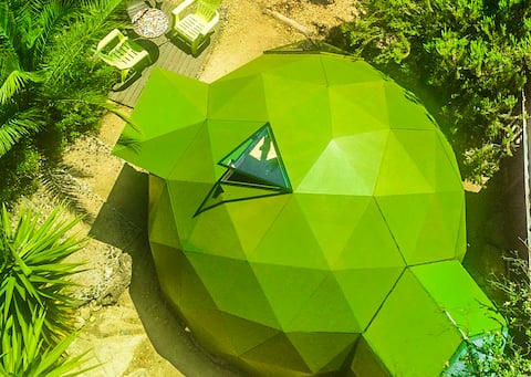 GEODETIC DOME ART & SPA