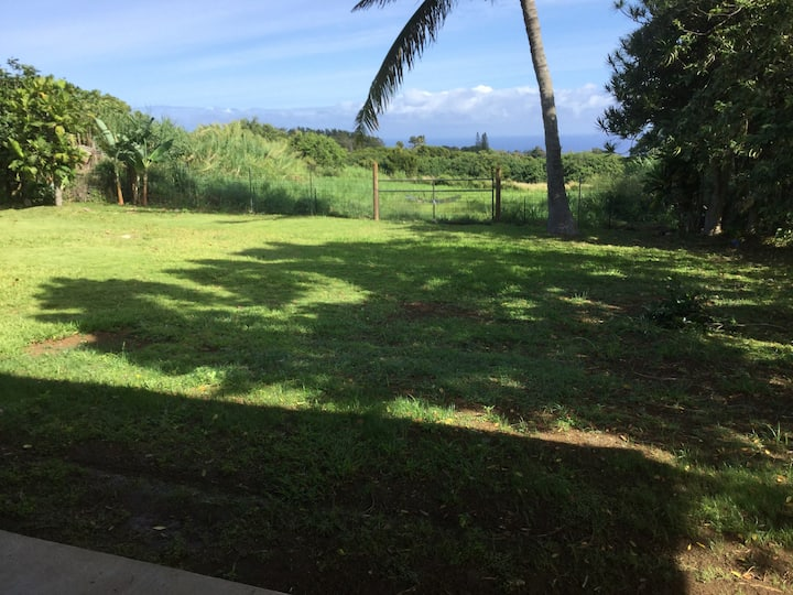 Hale Iki, brand new cottage in Hawi town