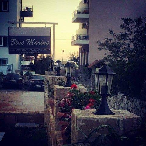 Guest House Villa Blue Marine - Himarë - 旅舍