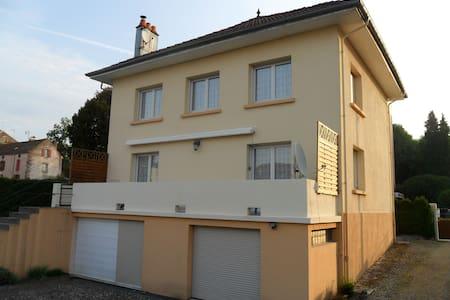 Maison classée 3* - Luxeuil-les-Bains - Dům