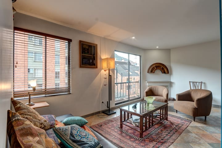 Apartamento completo en zona norte de Bogotá