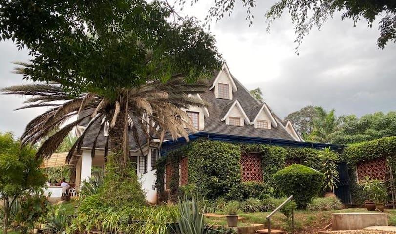 Ganesha Country Home