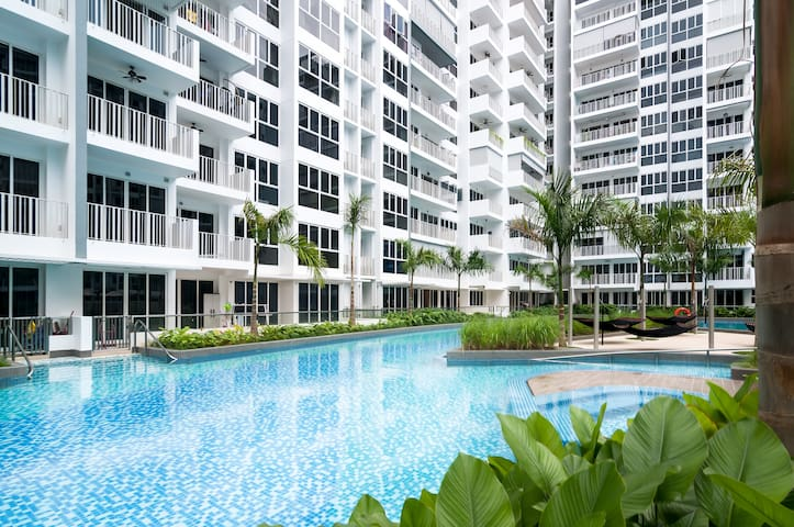 Resort Styled Condominium - Singapore - Condominio