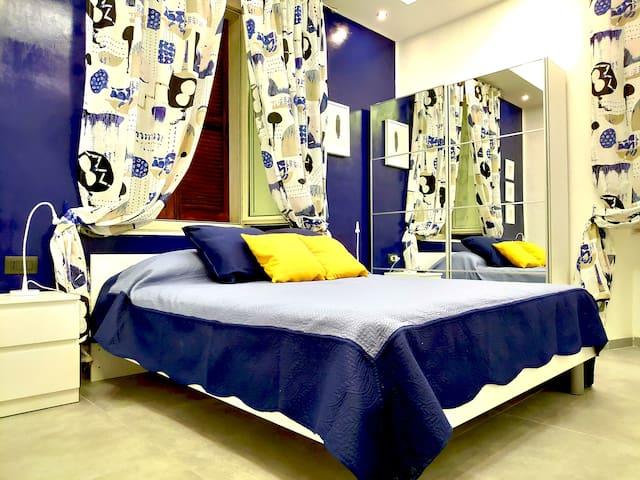 Villa Diana (Blue Room)