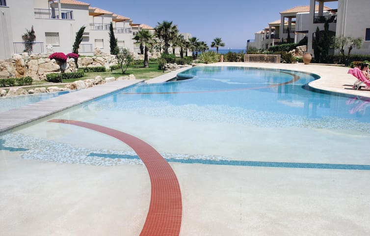 Holiday apartment with 2 bedrooms on 114m² in Pirgos Psilonerou