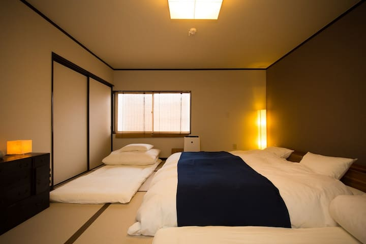 【Zen】3min STA traditional Jpn House!