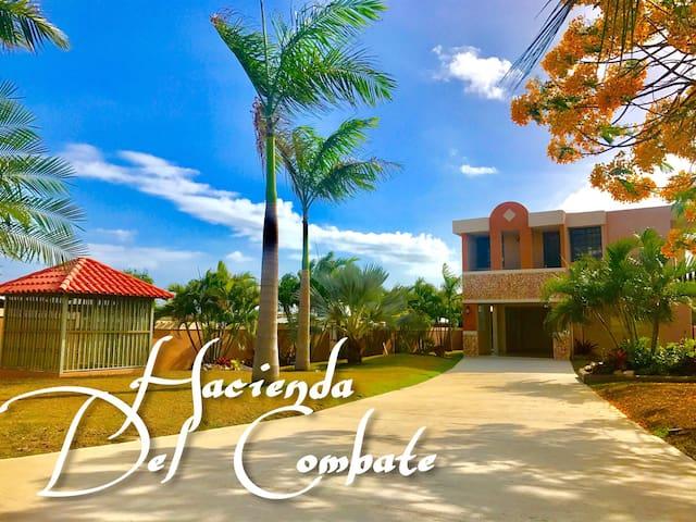 Hacienda Del Combate, Cabo Rojo PR