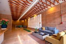 Hermoso loft En el Centro internacional de Bogotá