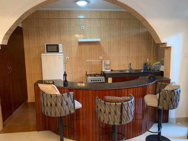 Luxury one-bedroom apartment in Yaoundé Golf