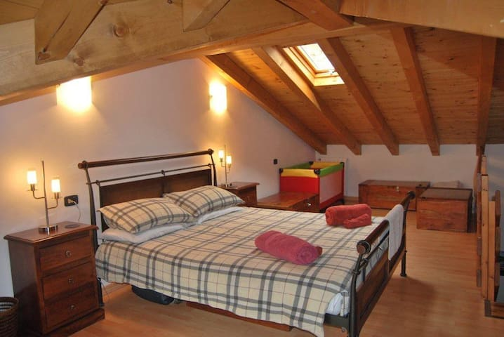 Mountain Retreat - Valgoglio - Apartament