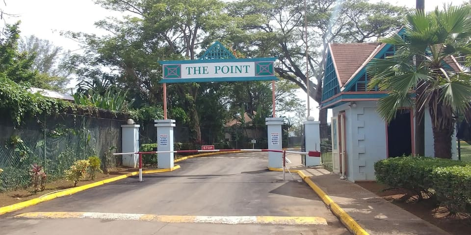 THE POINT RESORT  NEGRIL JAMAICA