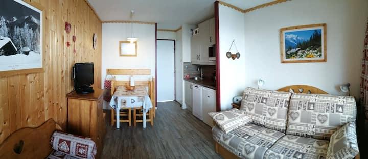 Appartement 4 Personnes La Plagne , Les Coches