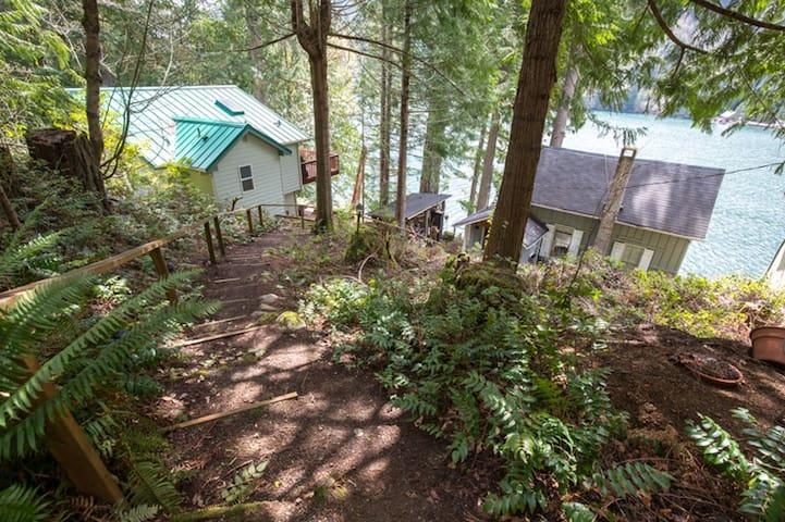 Hikers Haven At Lake Sutherland