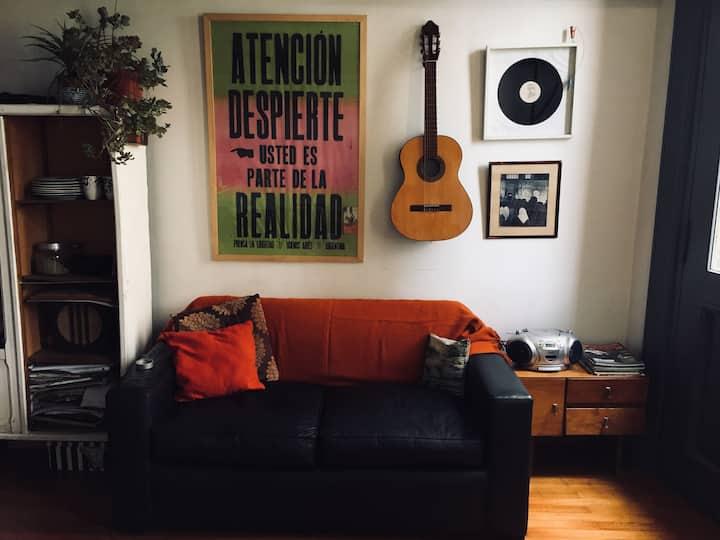 Abasto/Almagro modern & vintage apartment