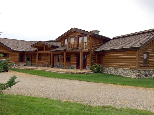 Jackson Hole Private Home in Grand Teton Park!