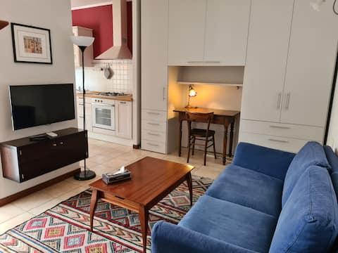 Mini appartamento a due minuti dall'Adda