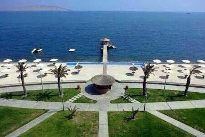 Duplex  la mejor vista de toda la Bahía de Paracas