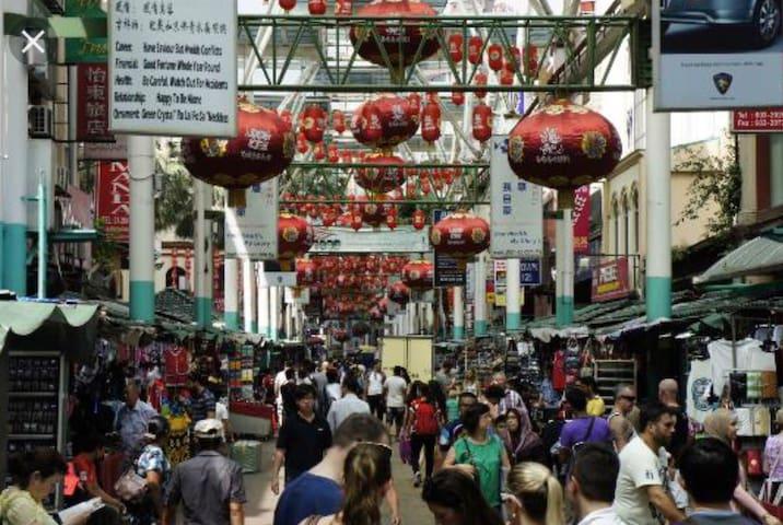 KL Chinatown(1.5km) 唐人街(1.5公里)