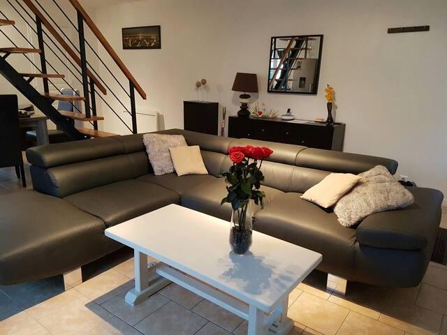 Belle Chambre en Forêt de Compiègne - Thourotte - Apartment
