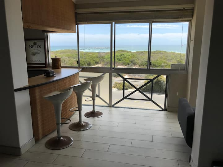 Beachfront Loft Apartment