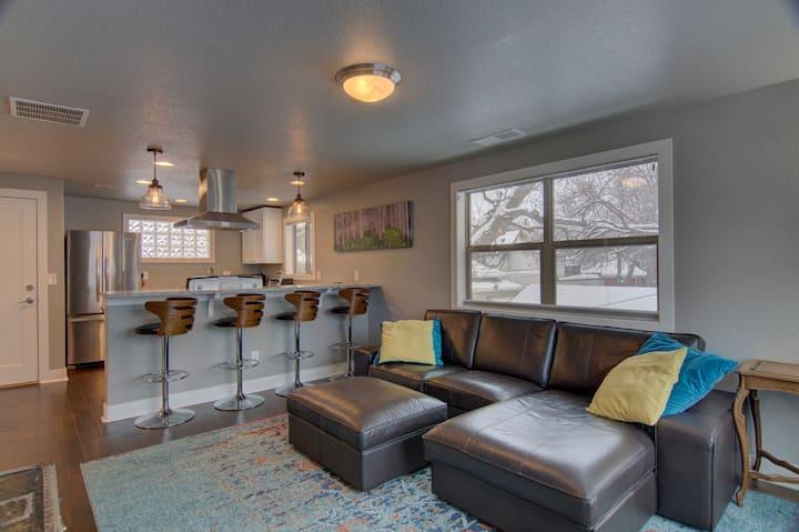Our Denver Sunnyside apartment