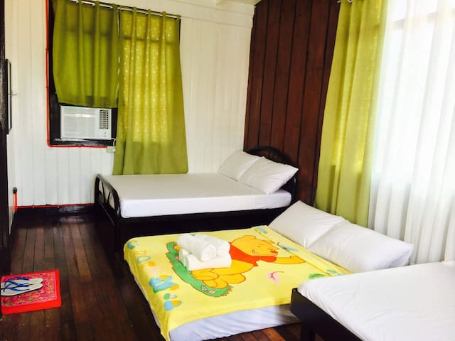 NAGA City Room for 6 Pax- Daily, Weekly, Monthly