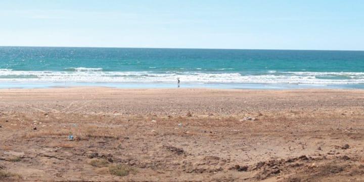 Appartement Front de mer, Tanger Beach Route Asila