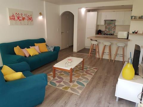 Agréable appartement au centre de Vesoul.