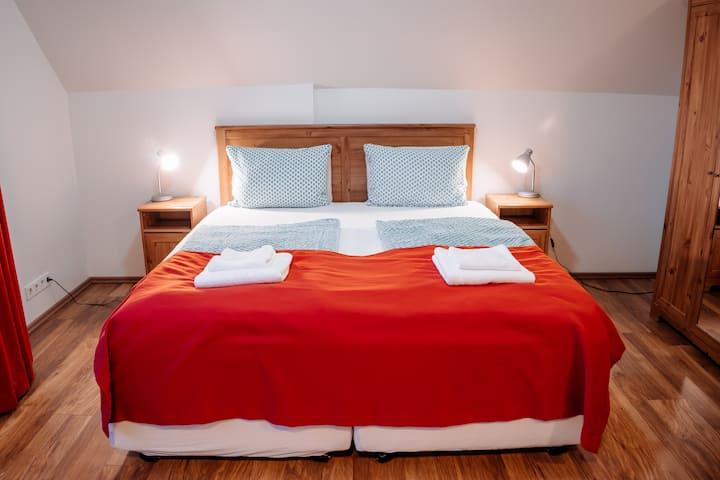 Private Suite at Hotel Laxnes