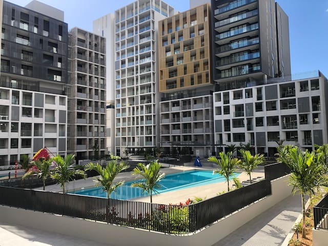 New! 2BR Apartment in Sydney Olympic Park @G-House