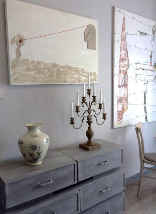 Bedroom -  Art House Monte Verde (Trastevere)